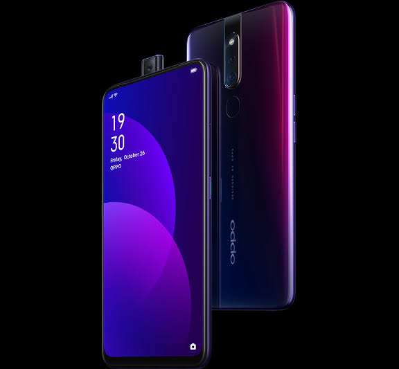 Image result for OPPO F11 Pro""