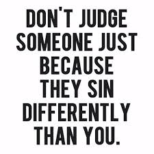 year of single don t judge someone just because they sin