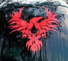 Product Tribal Bird Vinyl Decal Graphic Fits Pontiac Firebird Trans Am