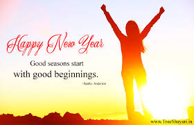 hindi shayeri famous quotes about new year and new beginnings