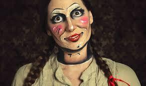 annabelle makeup sarah magic makeup