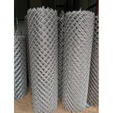 Galvanized Chain Link Fencing Packaging Type Roll Rs 75 Kilogram Id 13891834948