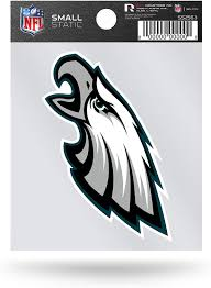 Football Nfl Rico Nfl Philadelphia Eagles 3 X 3 Die Cut Decal Window Car Or Laptop New Sports Mem Cards Fan Shop Cub Co Jp