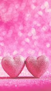 pink love wallpaper android 2020