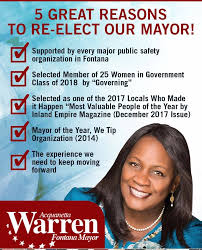 Hello and Thanks! My swearing in as... - Mayor Acquanetta Warren | Facebook