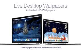 wallpaper hd weather on the mac app