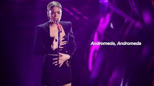 Elodie - Andromeda (Lyrics ITA/ENG) Sanremo 2020 - YouTube
