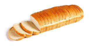 many calories in 1 slice of white bread