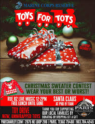 lamar county toys for tots and