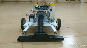 automatic floor cleaning robot you