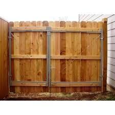 Adjust A Gate 3 Rail 60 In H 36 In 60 In W Kit Contractor Series Ag36 3 The Home Depot In 2020 Driveway Gate Diy Wooden Fence Gate Wood Fence Gates