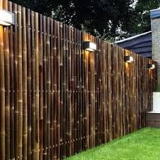 Pin By Mohammed Hafez On Privacy Screens Shading Garden Fence Panels Fence Design Bamboo Fence