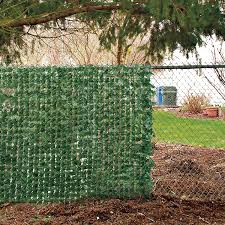 Amazon Com Faux Ivy Privacy Screen Outdoor Decorative Fences Garden Outdoor