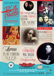 Programa N 92 . Adriana Belli. Natan Solans. Liliana Fernandez de Solans.  Fernando Machado. | BELLO TRUCCO