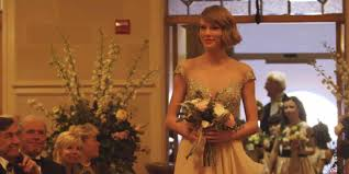 Taylor Swift Is A Gorgeous Bridesmaid For BFF Abigail Anderson's ...