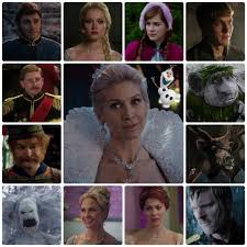 ouatfairytale #SnowQueen #Frozen ONCE... - Hội những người hâm mộ ...