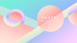 geometric pastel wallpaper