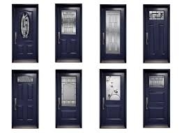 tons of stained glass door models
