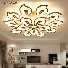 modern acrylic design ceiling lights