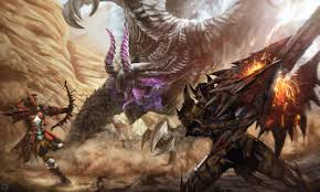 monster hunter 4k wallpapers top free