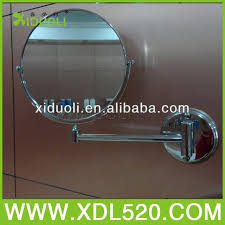 lighted 15x makeup mirror convex and