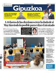 Calameo Noticias De Gipuzkoa 20170607