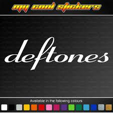 Deftones Decal Free Us Shipping Auto Parts And Vehicles Car Truck Graphics Decals Shaolinsindia Com