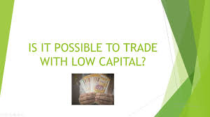 Rules of trading with less capital - YouTube