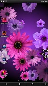 free android wallpaper flowers