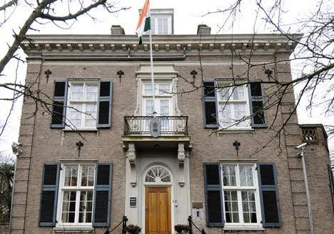 Image result for Embassy of India - The Hague