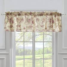 Amazon.com: Greenland Home Antique Rose Valance, 84 by 21-Inch: Home &  Kitchen