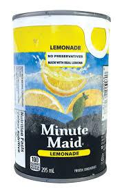 minute maid lemonade 295ml country grocer