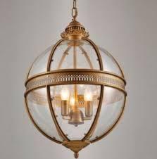 pendant light globe hanging lamp
