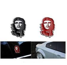 Automobiles Cuba Movement Leader Che Guevara For 3d Metal Car Sticker Accessories Sticker On Car Covers Car Styling Stickers On Cars Sticker For Caraccessories For Car Aliexpress