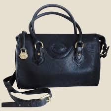 weather leather satchel bag