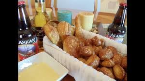 no knead soft pretzels pretzel sticks