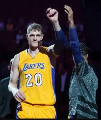 Lakers' Timofey Mozgov expects to be starting center next season | Inside  the Lakers