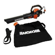 Worx Trivac 2-Speed Blower Vac Mulcher with Bag - 9506451 | HSN
