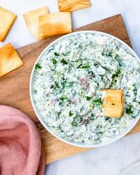 easy spinach dip 10 minutes a