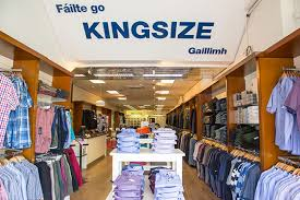 big man s clothing in galway