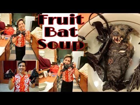 """Resultado de imagen de bat soup"""""""