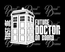 Decal Vinyl Truck Car Sticker Doctor Who Gallifrey Time Lord Seal Of Prydonian