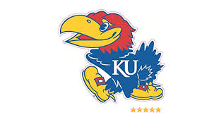 Amazon Com 6 Inch Ku Big Jay Decal University Of Kansas Jayhawks Logo Ks Removable Wall Sticker Art Ncaa Home Room Decor 6 1 2 By 5 1 2 Inches Baby