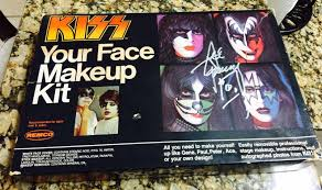 ace frehley makeup instructions