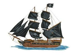 Pirate Ship Blackbeard Black Pearl Decal Sticker Car Truck Rv Cup Boat Tablet Ebay