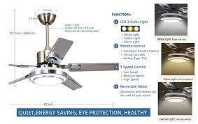 ceiling fan with bright light
