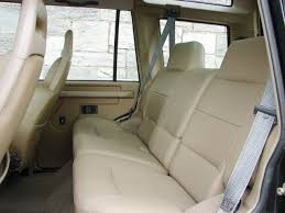 1994 land rover discovery interior