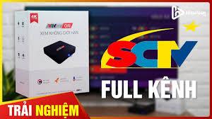 Trải Nghiệm Kênh Truyền Hình SCTV Trên TV Box VTVcab ON 2019 ...