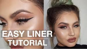 easy liner tutorial you