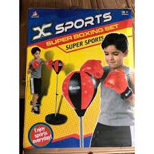 Bộ đồ chơi boxing cho bé